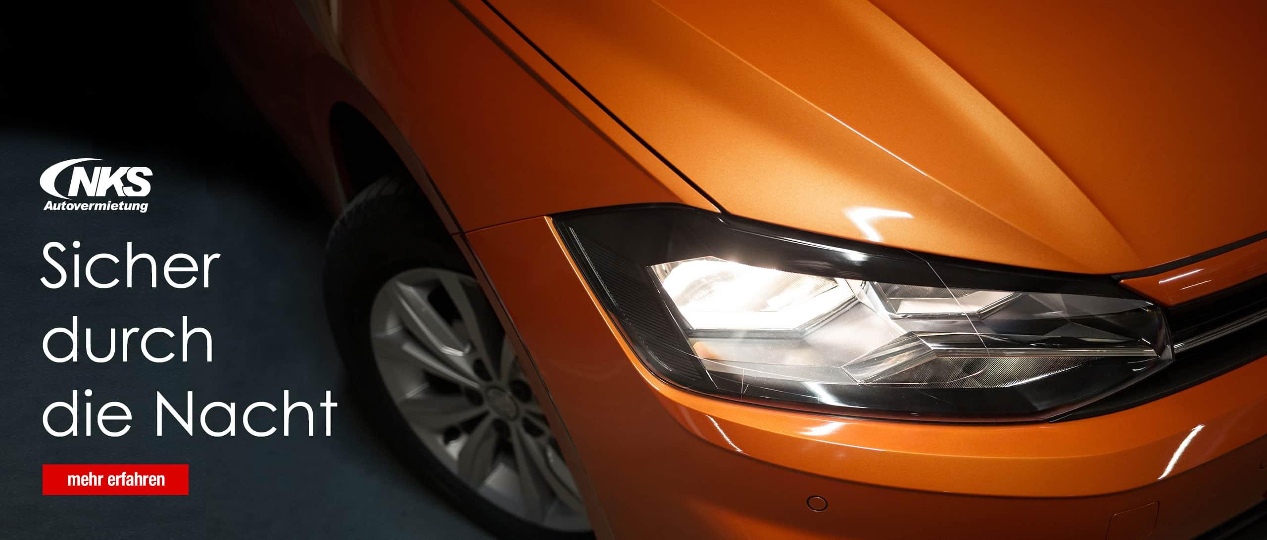 Oranger VW