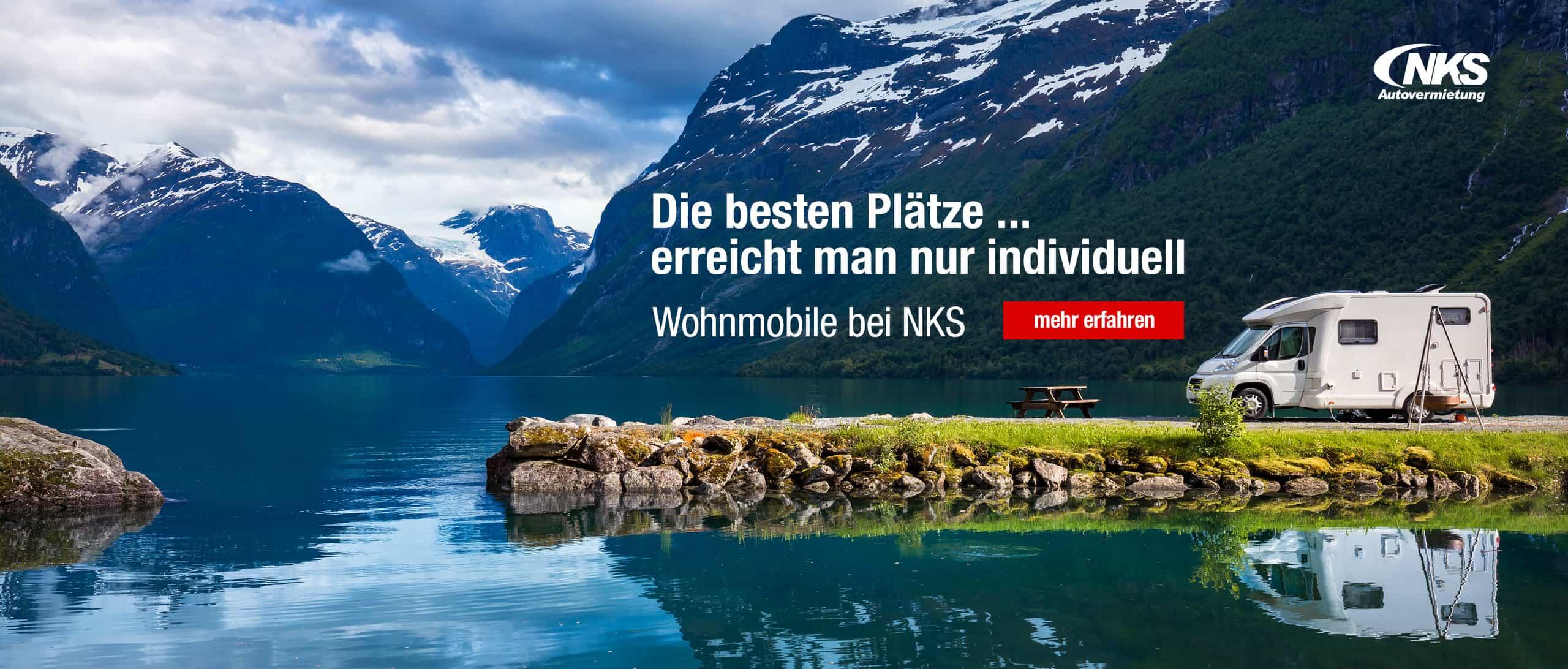 Wohnmobile bei NKS